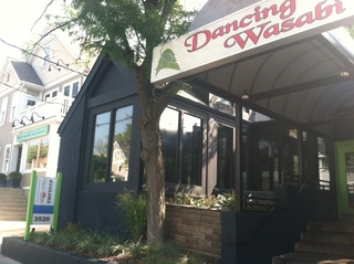 Popular sushi restaurant Dancing Wasabi closed