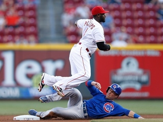 Reds overcome Soler's HR, beat Cubs 7-5