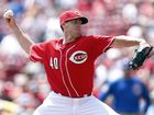Reds give Axelrod enough runs to beat Cubs