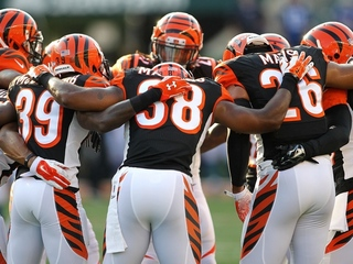 Bengals donate $150K to local high school