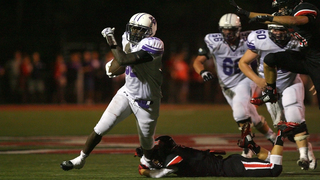 Elder Panthers 34, Oak Hills Highlanders 6