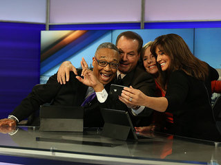 PHOTOS: Clyde Gray's last week at WCPO