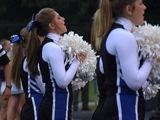 West Clermont cheerleading uniforms cause stir
