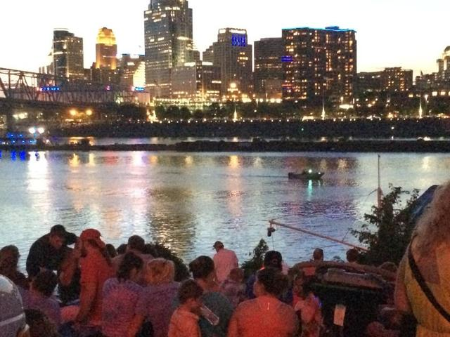 WATCH: Riverfest a family affair on Ohio River