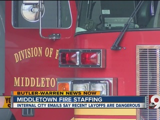Layoffs nearly led to tragedy, fire chief says