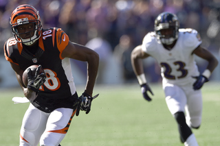 Week 1: Bengals defeat Ravens in Baltimore