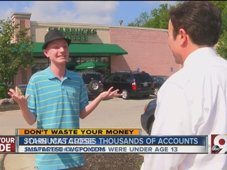 Starbucks mystery over deleted rewards accounts