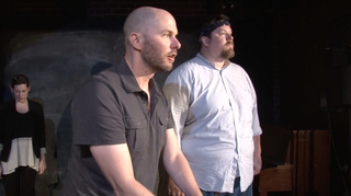 WATCH: Cincy Improv Fest—making it up as they go