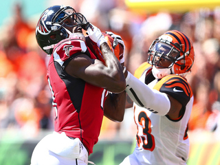 PHOTOS: Bengals clip Falcons' wings in Week 2