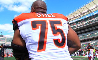 Bengals defeat Falcons in home opener