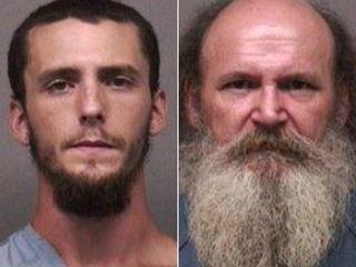 Father, son linked to 3 county burglary spree