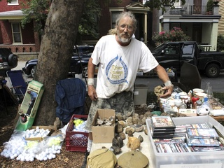 Things you should never buy at a garage sale