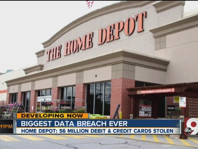 home depot breach Home depot says the consumers have suffered no actual or imminent economic injury that is fairly traceable to home depot's alleged conduct.