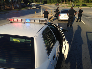 Cincinnati police conduct warrant sweep
