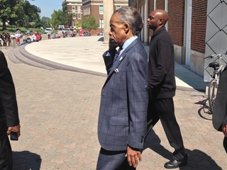 Sharpton to businesses: Fight for what is right