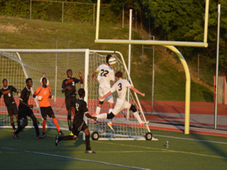 WATCH: Withrow soccer takes global game to pitch