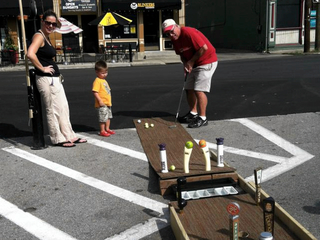 PARK(ing) Day aims to 'reclaim urban spaces'