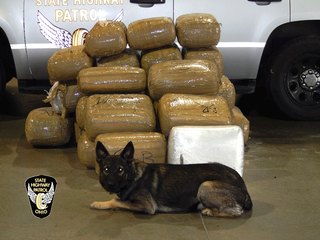 $3M in drugs seized in traffic stop; Man jailed