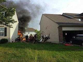 Two dead after Liberty Township plane crash