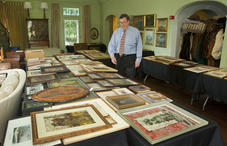 Nippert estate sale holds pieces of history