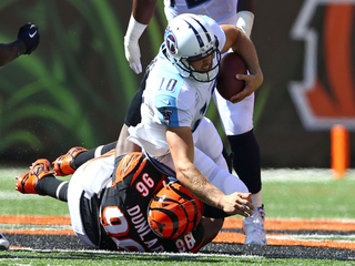PHOTOS: Bengals dismantle Titans in Week 3 win