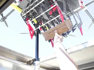 Loveland firm could be first in drone delivery