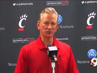 Defense leads UC in rout over UConn