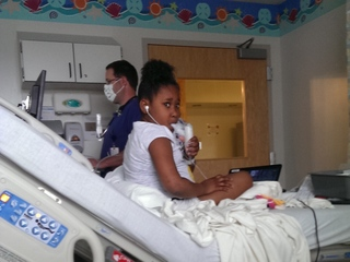 Family's sickle cell fight is medical, financial