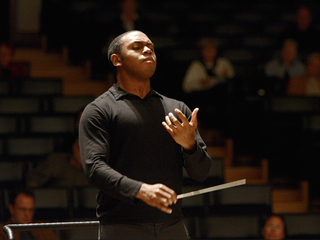 From brother's death to career as conductor