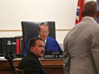 Portune testifies about Hunter-Deters conflict