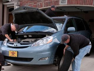Beware hidden frame rust on used cars