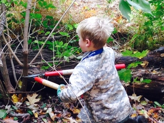 9 On Your Side helps clean Mt. Airy Forest