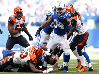 Yikes! Bengals' 'O' struggles in loss to Colts
