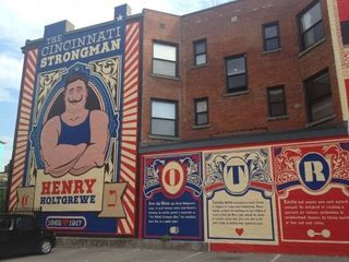 Humble OTR saloon owner was legendary strongman