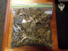 Cops seize $2K in marijuana during traffic stop