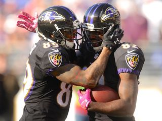 Defensive-minded Ravens build offense to match