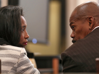 Another Tracie Hunter juror cries foul