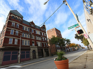 Beyond the blight, Walnut Hills has 'cool story'