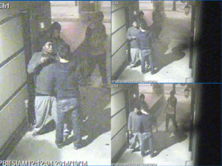 PHOTOS: New images of downtown Cincy robbery