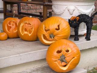 5 tricks & tips for unique Halloween pumpkins