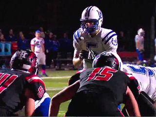 WATCH: High school football Week 9 highlights