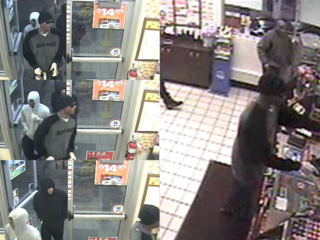 PD releases pics of Covington robbery suspects