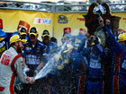 Eliminated Earnhardt Jr. wins at Martinsville