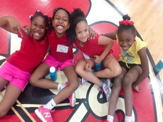 Evanston Academy girls are on the run