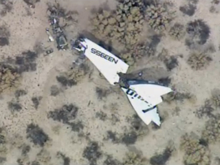 1 dead in Virgin Galactic space tourism crash
