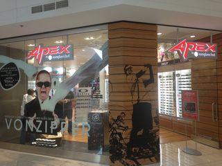 Little store, big impact: Apex by Sunglass Hut