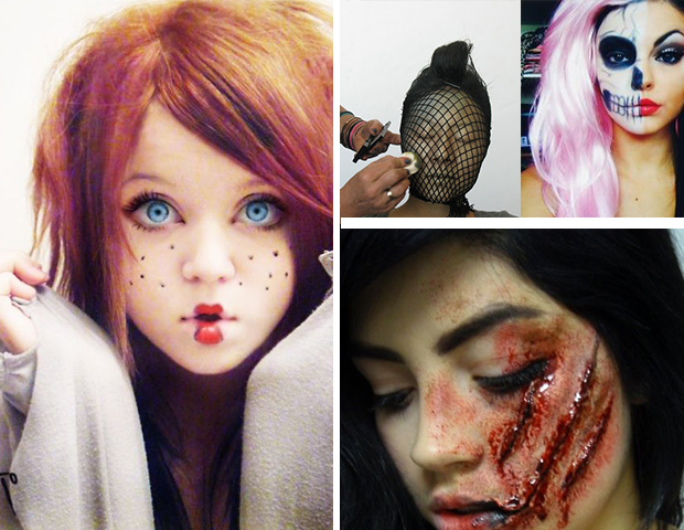 9 last minute diy halloween costume ideas you can pull off in less than one hour - Scary Diy Halloween Costumes
