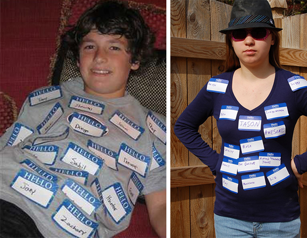9 last minute DIY Halloween costume ideas you can pull off in less ...