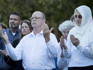 Hundreds attend memorial for Indiana aid worker