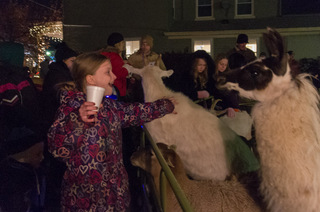 Old West Chester Christmas Walk